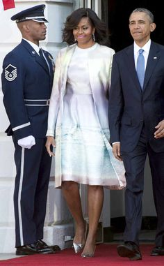 <p>Before we say good-bye to FLOTUS Michelle Obama, we wanted to take some time to appreciate eight years of amazing fashion. Keep clicking!</p>