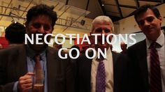 TTIP Negotiators outnumbered by citizens ! feat. #DanMullaney #IgnacioBe...