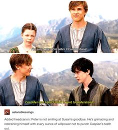 Image result for narnia headcanons