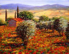 tuscan color