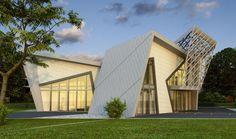 Prefab Villas – Modern Prefab Villa Design by Architect Daniel Libeskind