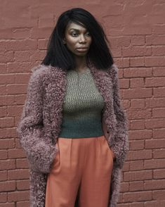 Michaela Coel for Interview Magazine