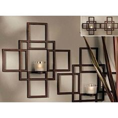 Wall Candle Decor i love candle wall sconces. | for the home | pinterest | wall sconces