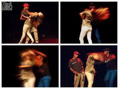 Brazilian zouk demo by Dadinho, Kelly and Demetrius.