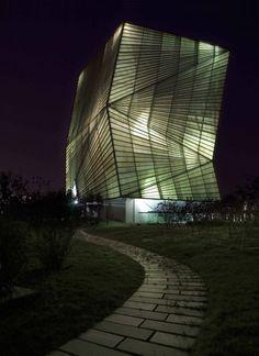 Centre des technologies énergétiques durables / Mario Cucinella Architects   Architecture