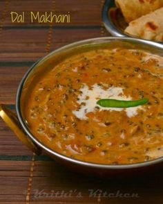 Dal Makhani | Indian Curry Recipes