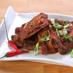Grilled Tandoori Chicken, a recipe from ATCO Blue Flame Kitchen.