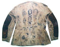 US Marine jacket ca. 1910