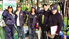 Llevan más de 20 días de huelga indefinida  [Foto: Jack Hurtado / Spacio Libre].