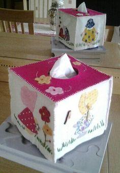 Ma boîte à mouchoirs