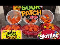 Today we recreated a recipe that we found for diy spicy candy. Spicy Mexican Candy, Spicy Candy, Mexican Snacks, Mexican Drinks, Mexican Dessert Recipes, Sour Candy, Mexican Dishes, Skittles Recipes, Candy Recipes
