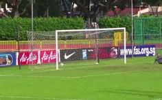 Watch Latest Video, Games and Pictures Online : Watch Singapore defeat the Philippines 6-0 in a Under-23 charity friendly online