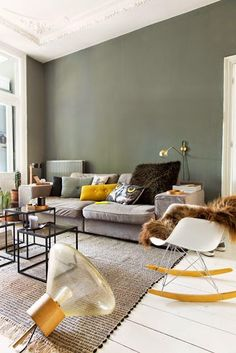 Trend Alert: Green is the new Grey