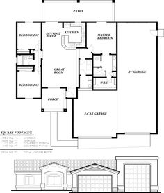 Garage contrive with sustenance Quarters House Plans at com We get ...