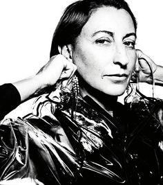 Miuccia Prada #fashion #designer #hswardrobe