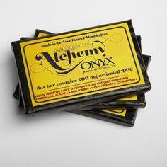 Alchemy chocolate bar