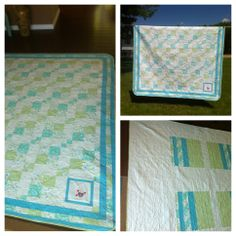 framed four patch December 2013, Sewing Projects, Patches, Quilting, Blanket, Rugs, Frame, Home Decor, Farmhouse Rugs