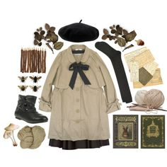 """""""The Little Botanist"""" by herimperialhighness on Polyvore"""