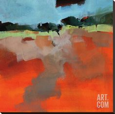 Early Fall by Paul Bailey. Stretched Canvas Print from Art.com, $229.99