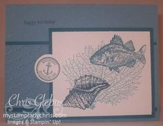 stampin up by the tide - Google Search