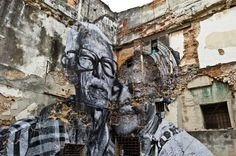 The Wrinkles of the City. Havana, Cuba