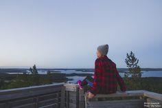 Unesco world heritage site: Oravivuori triangulation tower. ©Visit Jyväskylä Photo: Ulla Keituri.