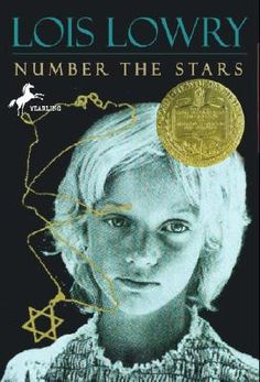 Number the Stars by Lois Lowry - Read for our parent/child book discussion group..everyone loved it and a great discussion ensued.