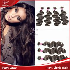 Cheap Hair Weaves, Buy Directly from China Suppliers:MoreDetailInformationofthishairproductsColor:Dark Brown Color #2Grade: 6A&nbsp