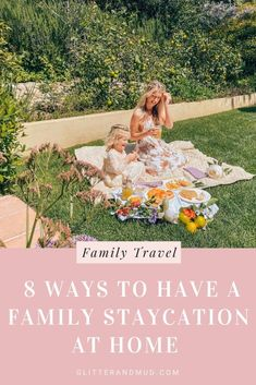 Being stuck at home with young children can be rough. Here are 8 ways to have a fun family staycation at home. Free Travel, Travel Tips, Little Mermaid Toys, Vacation Movie, Polynesian Islands, Flamingo Beach, Holland Park, The Little Prince, Family Kids