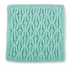 Free Creative Knitting Build-a-Block Series: Knit Stitch Block #2 of 5 - Smocked Trellis | Go here for FREE tutorials & tips for 5 stitch patterns: http://www.creativeknittingmagazine.com/blog/?cat=31