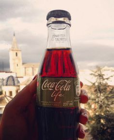 Coca-Cola Life de la colección de Nuria de la Banda.