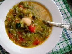 Francuska zupa jarzynowa