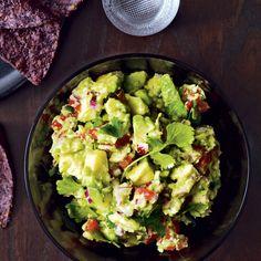 Ketsi • Punta Mita, Mexico  Mexico City native Richard Sandoval makes his guacamole tableside in a volcanic-rock molcajete (mortar and pestle) and...