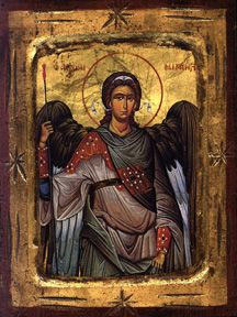 icons of St. Michael the Archangel