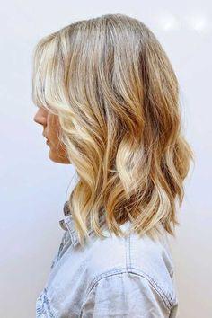 20 Kurz Schulterlang Haarschnitte