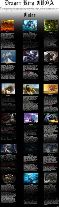 Dragon King CYOA (from /tg/) - Album on Imgur