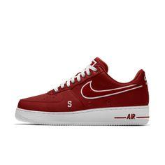 Chaussure Nike Air Force 1'07 Se Suede Pour Femme Pourpre de Nike en 21 Buttons