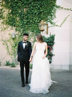 Romantic English Garden Inspired Elopement Wedding Photography With Lush Purple, White And Yellow Florals As The Centerpiece. Elope Wedding, Dream Wedding Dresses, Bridal Dresses, Elopement Wedding, Pastel Wedding Colors, Purple Wedding, Wedding Photoshoot, Wedding Attire, Photoshoot Ideas