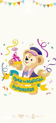 Shanghai Disney Resort, Duffy The Disney Bear, Friends Wallpaper, Princess Peach, Girl Group, Cartoon, Fictional Characters, Beautiful, Display