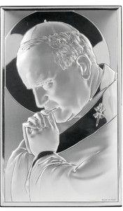 Obrazek Papież Jan Paweł II- prezent, upominek.