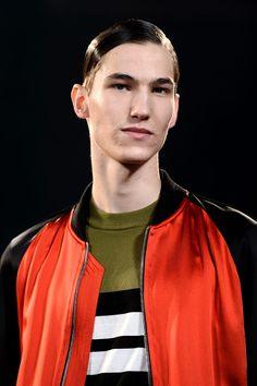 Jonathan Saunders, Gq, Bomber Jacket, London, Jackets, Image, Collection, Fashion, Fall Winter 2014