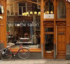 De Koffie Salon Utrechtsestraat: great coffees Amsterdam