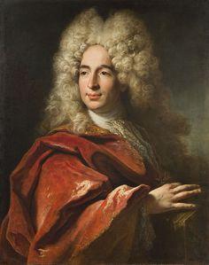 Portrait of a Gentleman (Nicolas de Largillière - )