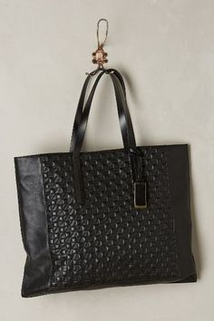 Joy Gryson Gridwork Tote - anthropologie.com