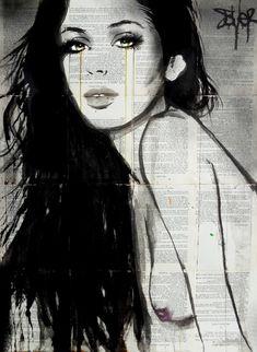 "Saatchi Art Artist LOUI JOVER; Drawing, ""stones"" #art"