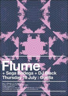 Image result for flume poster