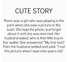 I wish this wouldve happened to me! ☺