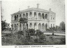 St. Columba's Convent by mvlslibrary, via Flickr