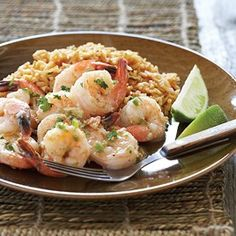 Mexican-Style Garlic Shrimp | The Public Kitchen | Food | KCET