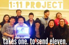 1:11 Project -It only takes on person to send eleven. This July we are going to Brazil to spread the love Jesus has shown us.  Please consider joining in our mission this summer to Brazil through prayer and/or financial support!